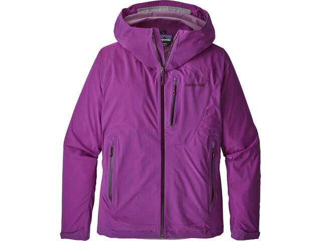 Patagonia Stretch Rainshadow Jacket Women Ikat Purple